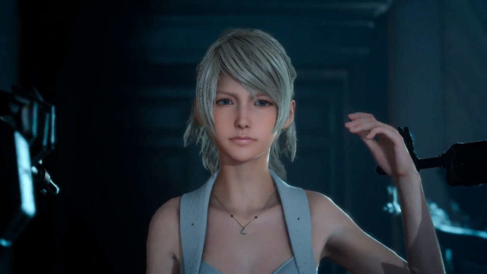 From what I witnessed in  Final Fantasy XV: Kingsglaive  (a prelude film to  Final Fantasy XV ), Lunafreya Nox Fleuret may be the much needed central female character, in this game. Hopefully she has more of a presence in the game than she has in this first seven hours, though! (Image Source: GameSpot)