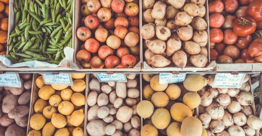 produce variety